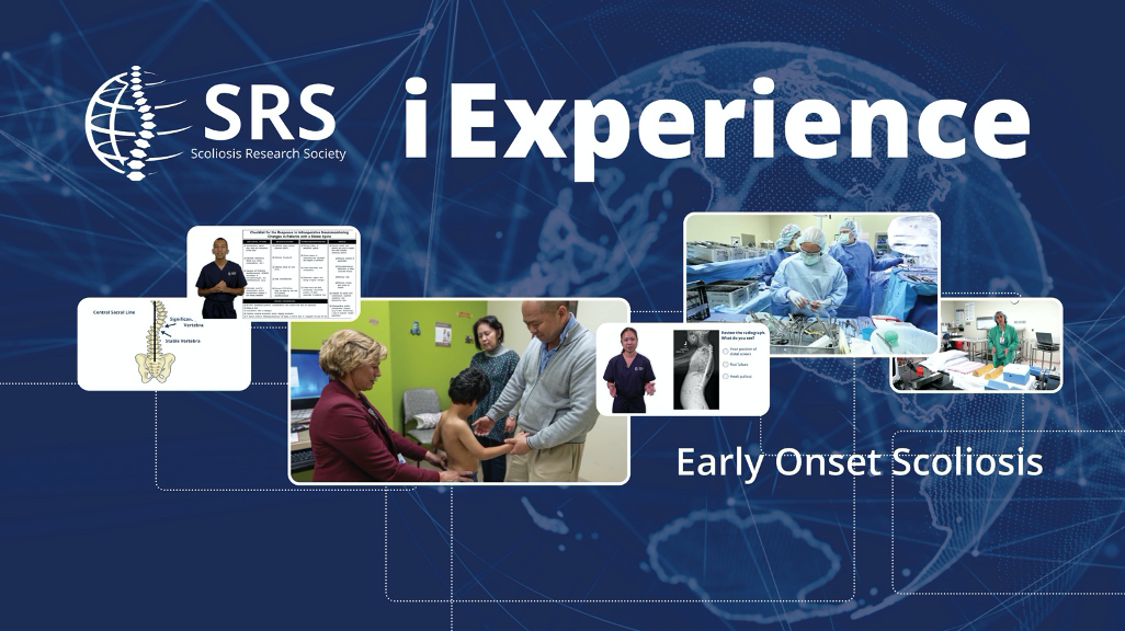 iExperience: Early Onset Scoliosis Package
